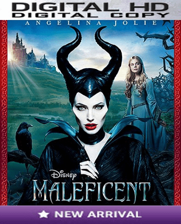 Maleficent HD Digital Copy Code (VUDU)