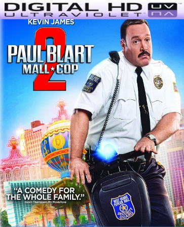 Mall Cop 2 HD Digital Ultraviolet UV Code