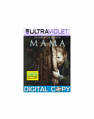 Mama  SD UltraViolet UV Code + Digital Copy