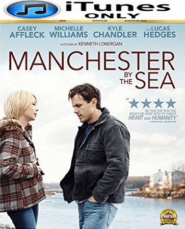 Manchester By The Sea HD iTunes Code