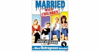 Married With Children The Most Outrageous Episodes Volume 1