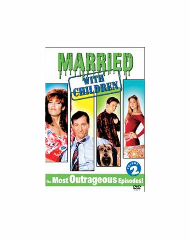 Married With Children The Most Outrageous Episodes  Volume 2
