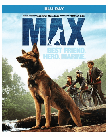 Max Blu-ray Single Disc (USED)