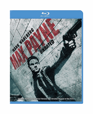 Max Payne Blu-ray Movie