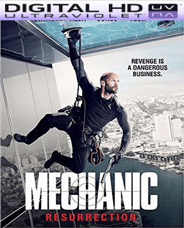 Mechanic Resurrection HD Digital Ultraviolet UV Code