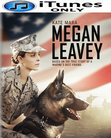 Megan Leavey HD iTunes Code