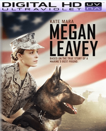 Megan Leavey HD Ultraviolet UV Code