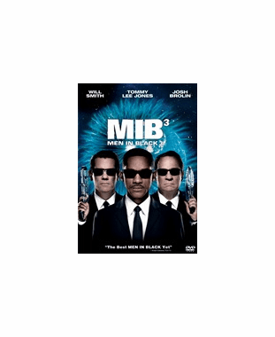 Men In Black 3 DVD (USED)