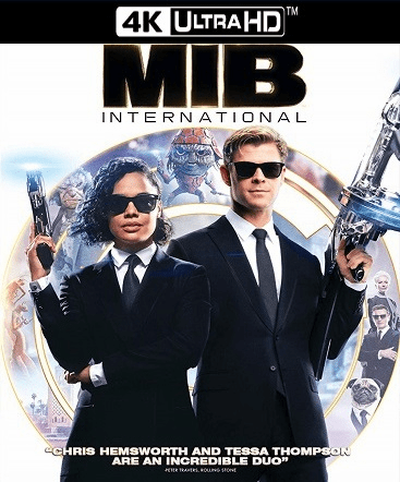 Men in Black: International 4K Vudu Ports To Movies Anywhere & iTunes (Insta Watch)