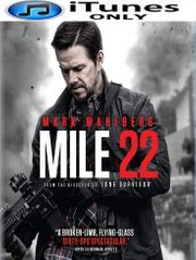 Mile 22 HD iTunes Code
