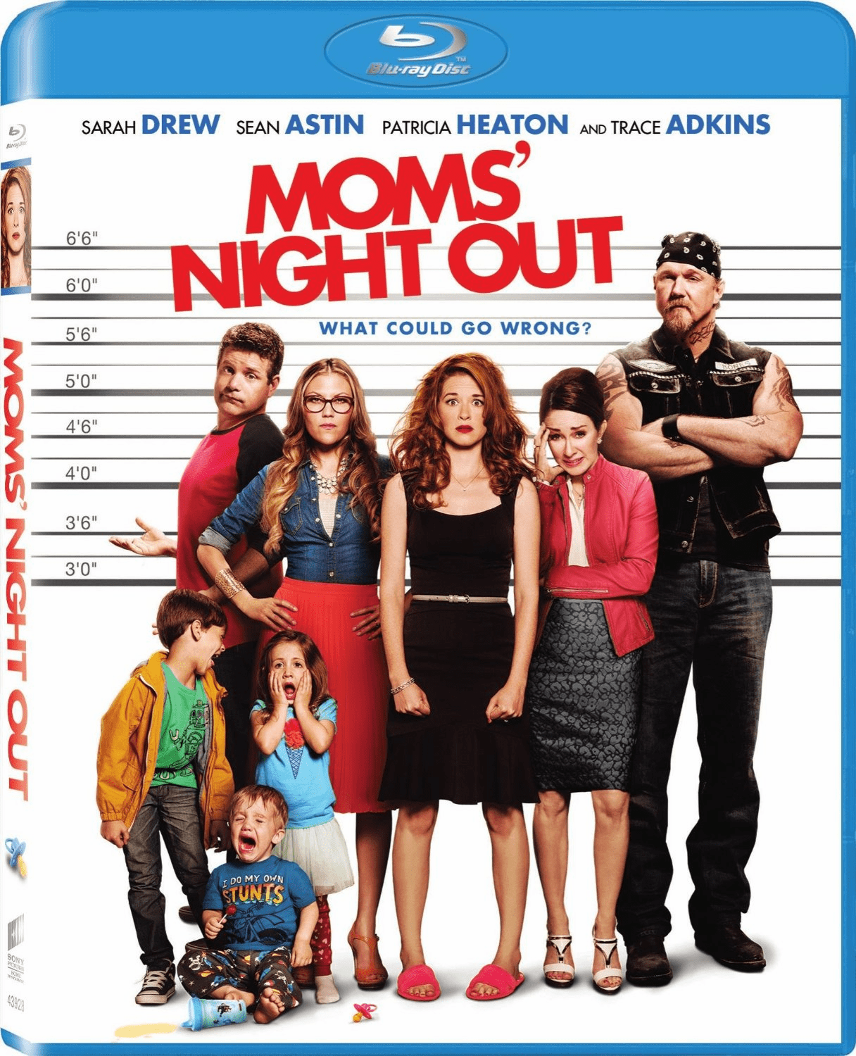 Mom's Night Out Blu-ray
