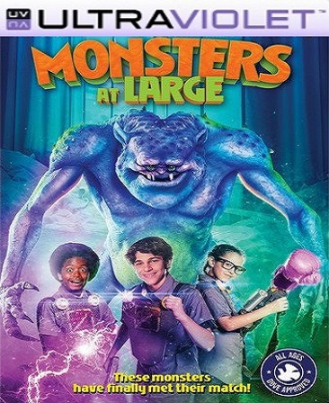 Monsters At Large SD Vudu (Insta Watch)