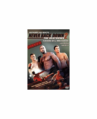 Never Back Down 2 The Beatdown DVD