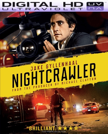 Nightcrawler HD Digital Ultraviolet UV Code