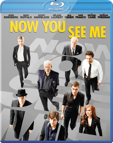 Now You See Me Blu-ray (USED)