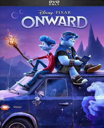 ONWARD DVD Movie