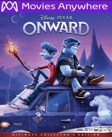 ONWARD HD Vudu or iTunes Code via MA