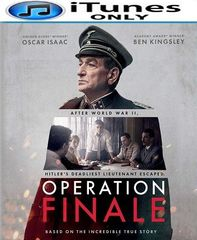 Operation Finale HD iTunes Code