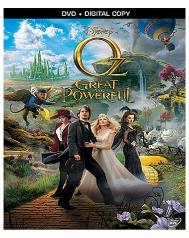 Oz The Great And Powerful DVD Movie