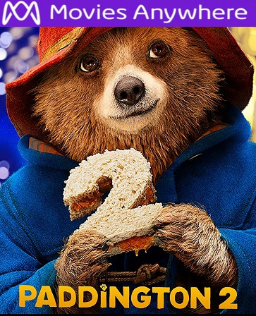 Paddington 2 HD UV or iTunes Code