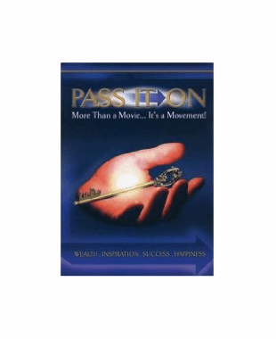 Pass It On DVD Movie (USED)