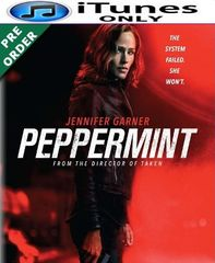 Peppermint HD iTunes Code  (PRE-ORDER WILL EMAIL ON OR BEFORE 12-4-18)