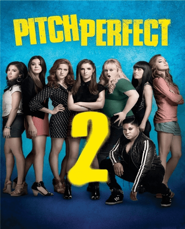 Pitch Perfect 2 DVD (USED)