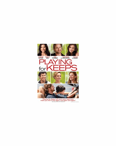 Playing For Keeps DVD Movie