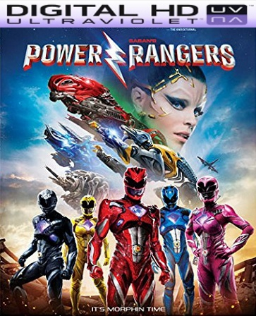 Power Rangers HD Digital Ultraviolet UV Code