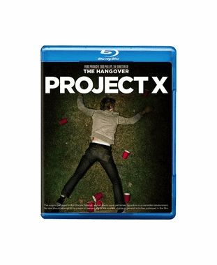 Project X Blu-ray Movie