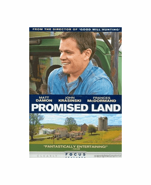 Promised Land DVD Movie