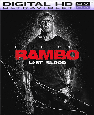 Rambo: Last Blood HD Vudu Code