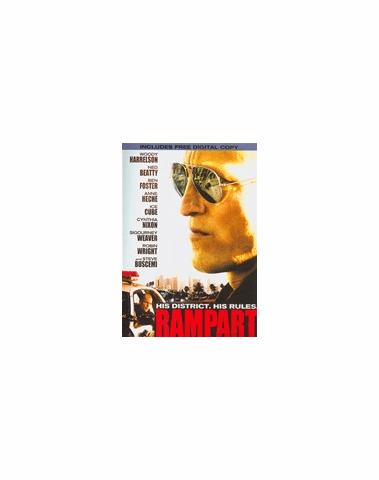 Rampart DVD Movie (USED)