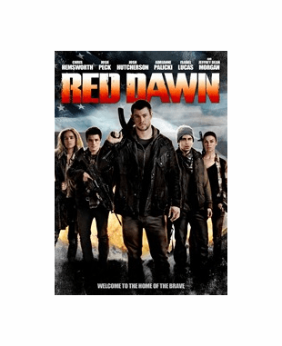Red Dawn DVD Movie