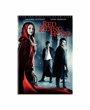 Red Riding Hood DVD Movie