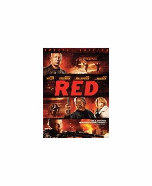 Red Special Edition DVD