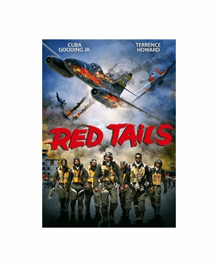 Red Tails DVD Movie (USED)