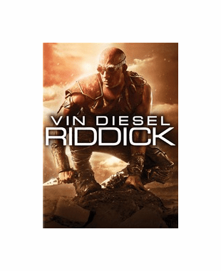Riddick DVD Movie