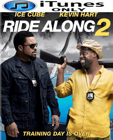 Ride Along 2 HD iTunes Code