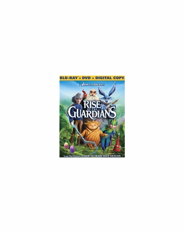 Rise Of The Guardians (Blu-ray ONLY USED)