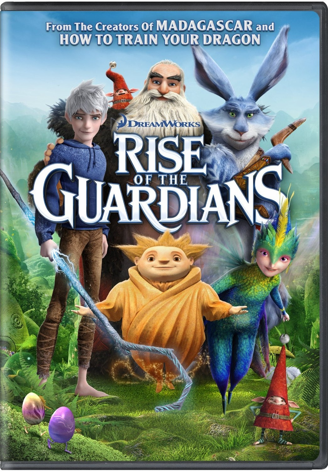 Rise Of The Guardians DVD Movie