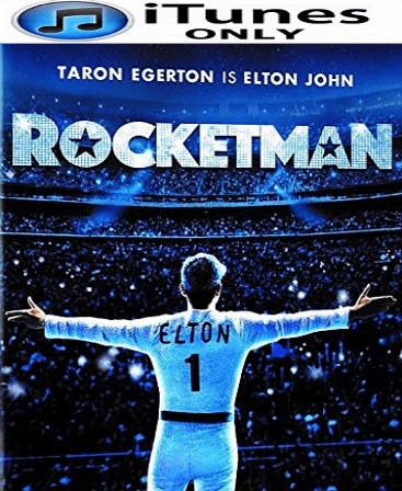 Rocketman 4K iTunes Code