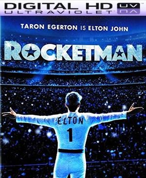 Rocketman HD Vudu Code