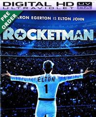 Rocketman HD Vudu Code (PRE-ORDER WILL EMAIL ON OR BEFORE BLU RAY RELEASE)