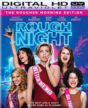 Rough Night HD Ultraviolet UV Code