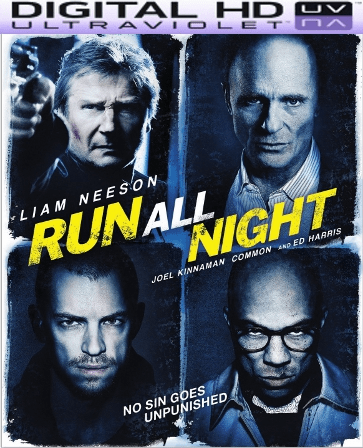 Run All Night HD Digital Ultraviolet UV Code