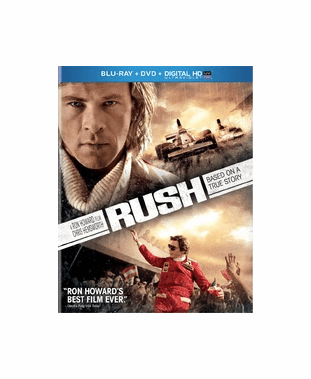 Rush (Blu-ray + DVD + UltraViolet)