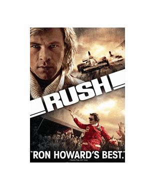 Rush DVD Movie