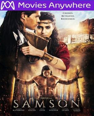 Samson HD UV or iTunes Code