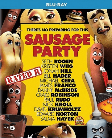Sausage Party Blu-ray